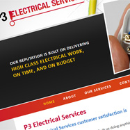 P3 electrical services